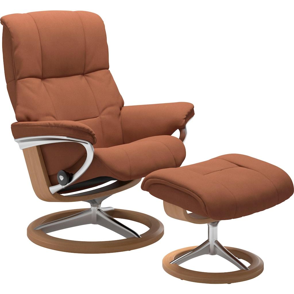 Stressless® Relaxsessel »Mayfair«, mit Signature Base, Größe S, M & L, Gestell Eiche