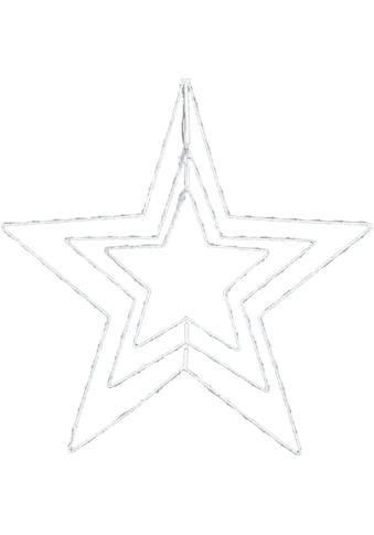 LED Stern »Mobilé«, Warmweiß, aus Metall, Durchmesser ca. 56 cm kaufen