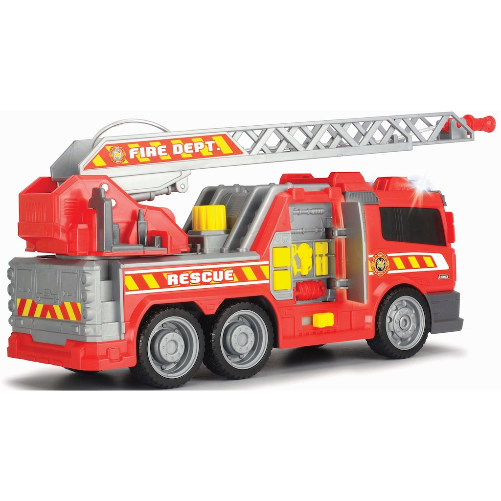 Dickie Toys Spielzeug-Feuerwehr »Fire Fighter - Feuerwehrauto«, mit Wasserspritze
