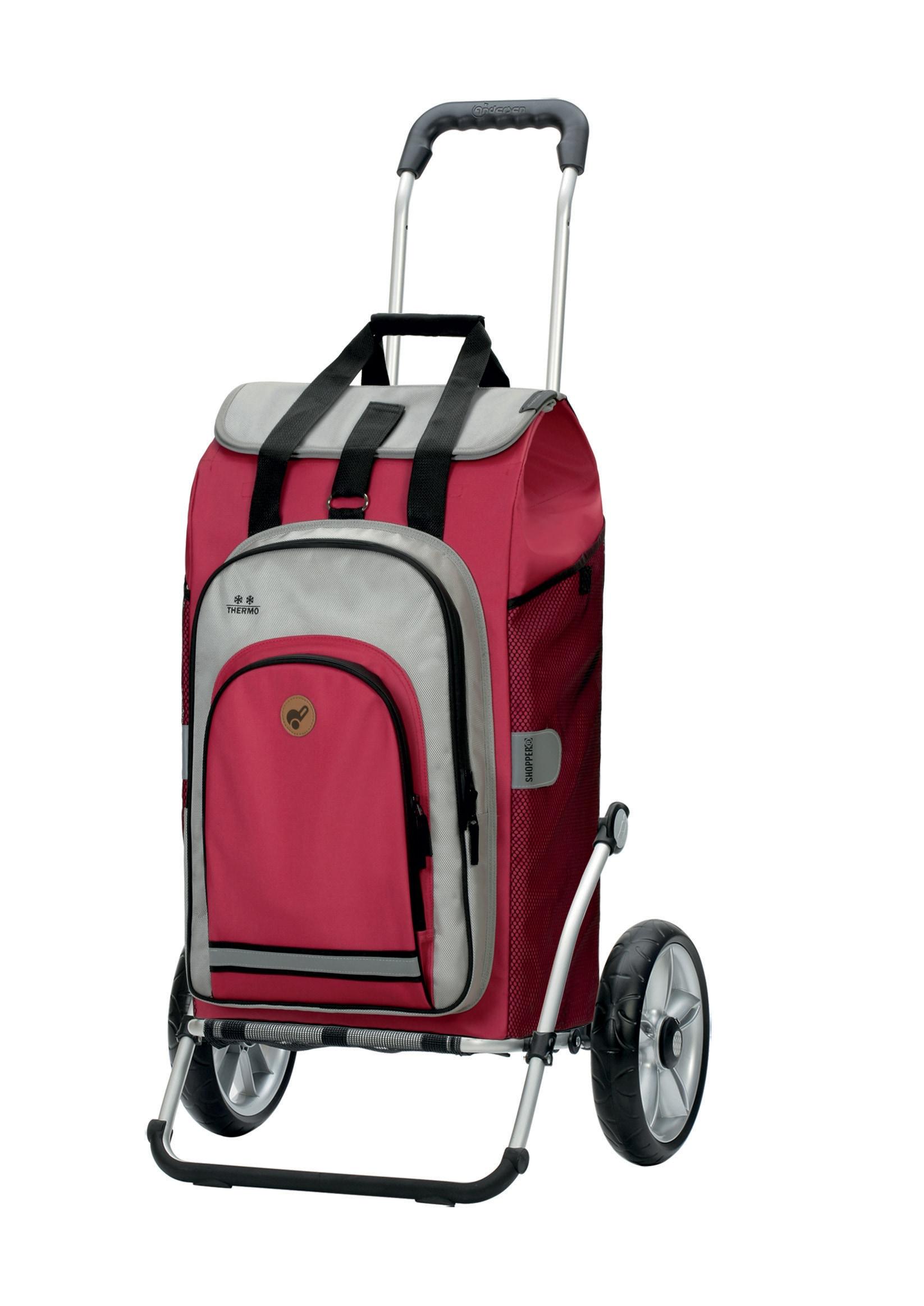 Andersen Einkaufstrolley Royal Shopper Hydro 2.0, MADE IN GERMANY, 62 Liter | Taschen > Handtaschen > Einkaufstasche | Andersen