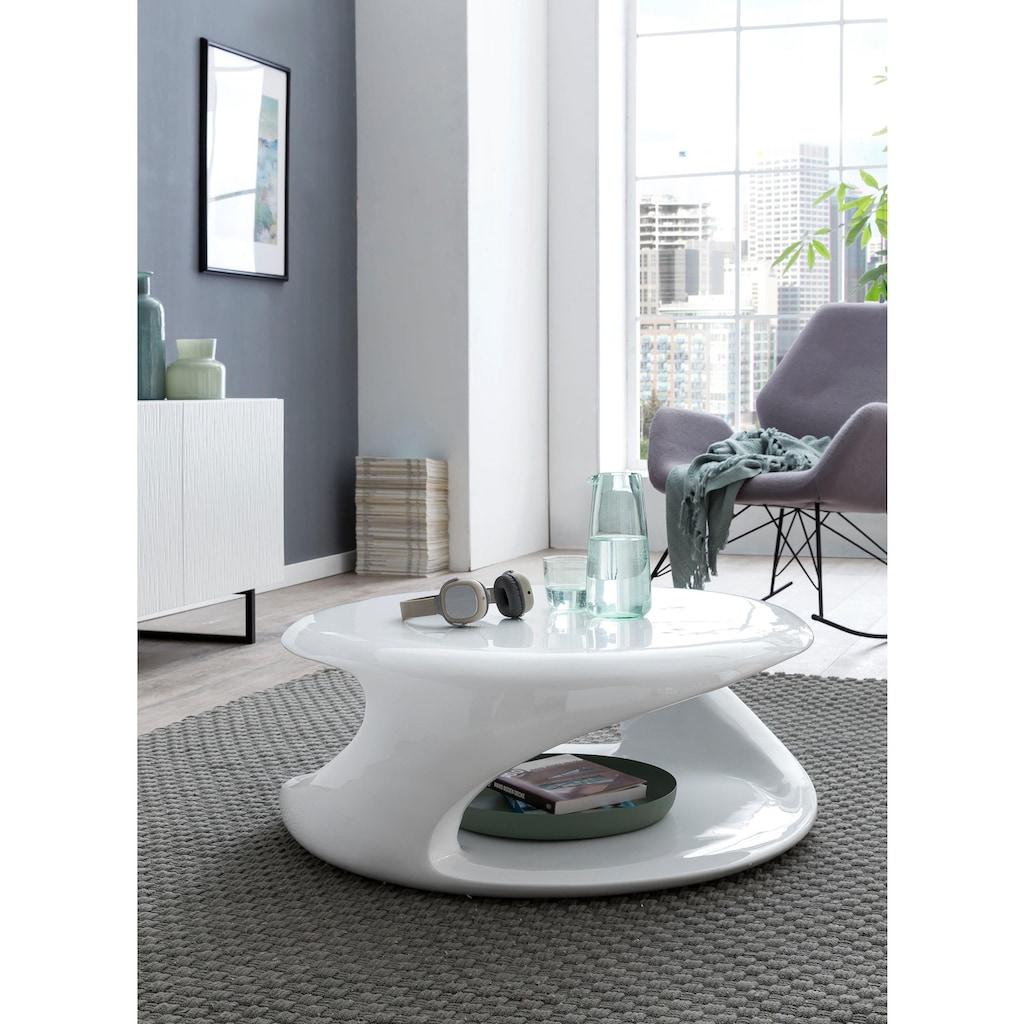 SalesFever Couchtisch, mit modernem Lounge Charakter
