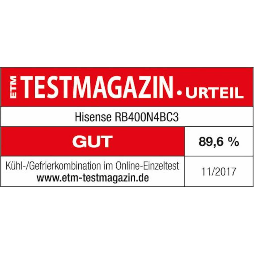 Hisense Kühl-/Gefrierkombination