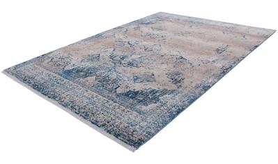 Arte Espina Teppich »Antigua 500«, rechteckig, 8 mm Höhe, Besonders weich durch Microfaser, Wohnzimmer kaufen