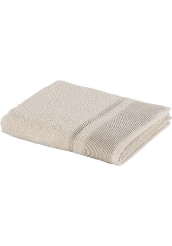 """Handtücher """"Wellbeing"""", Möve kaufen"""
