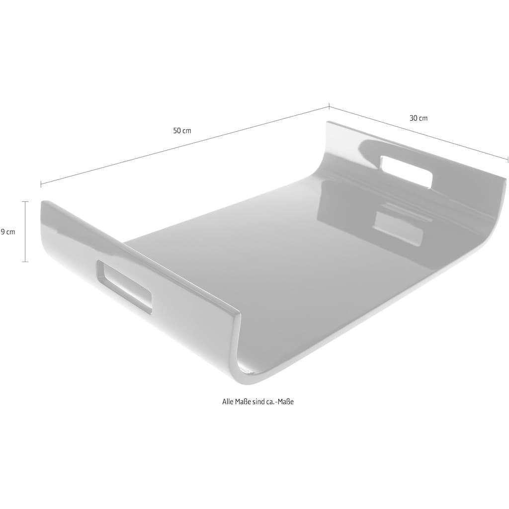 Myflair Möbel & Accessoires Tablett »Platon«