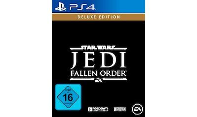 Star Wars Jedi: Fallen Order Deluxe Edition PlayStation 4 kaufen