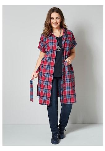 Janet & Joyce by Happy Size Kleid aus reiner Baumwolle kaufen