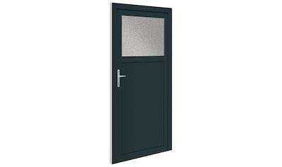 RORO Türen & Fenster Nebeneingangstür »OTTO 21«, BxH: 98x198 cm, anthrazit/weiß, ohne... kaufen