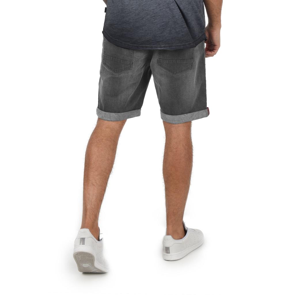 Blend Jeansshorts »Aver«, kurze Hose im Destroyed-Look