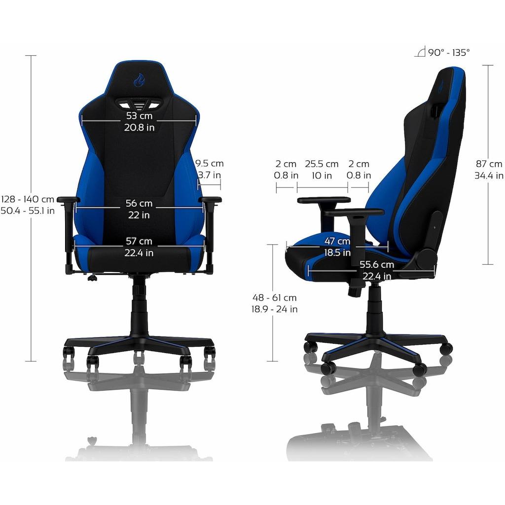 NITRO CONCEPTS Gaming-Stuhl »S300 Gaming Chair«, Bürostuhlzertifizierung DIN EN 1335