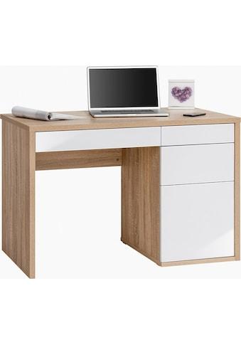 Maja Möbel Schreibtisch »Wismar«, mit Push-to-Open-Funktion kaufen