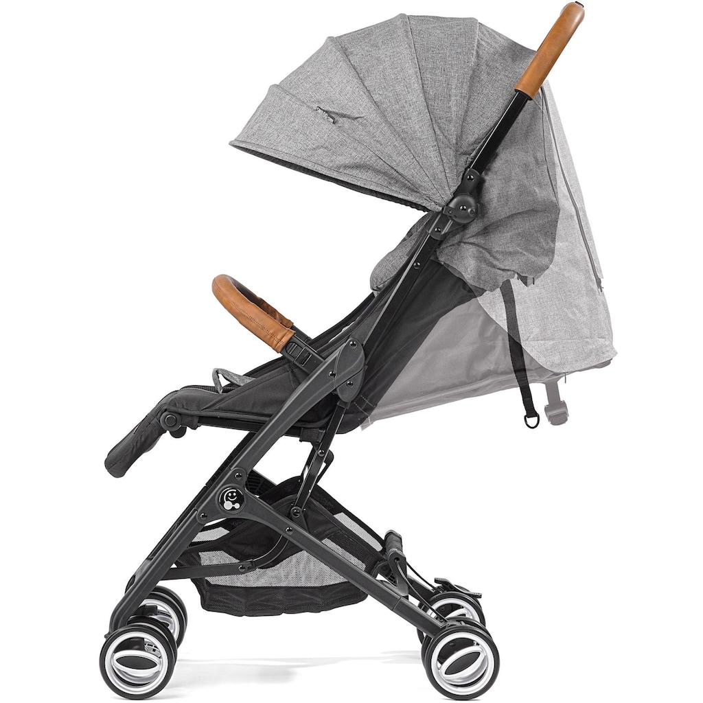 Gesslein Kinder-Buggy »Babies Smiloo Cuby, grau-meliert«, mit Frontbügel; Kinderwagen, Buggy, Sportwagen, Sportbuggy, Kinderbuggy, Sport-Kinderwagen