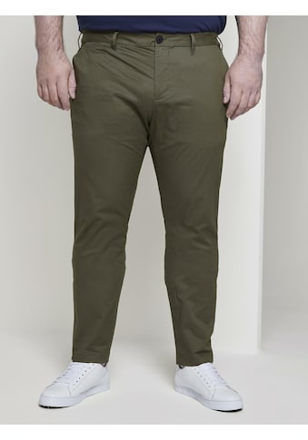 TOM TAILOR Men Plus Chinohose »Slim Chino Hose« kaufen