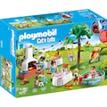 Playmobil® Konstruktions-Spielset »Einweihungsparty (9272), City Life«, Made in Germany