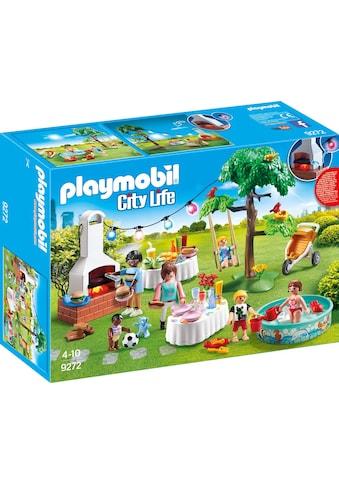 "Playmobil® Konstruktions - Spielset ""Einweihungsparty (9272), City Life"", Kunststoff kaufen"
