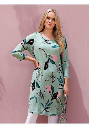 MIAMODA Longshirt, mit floralem Muster kaufen