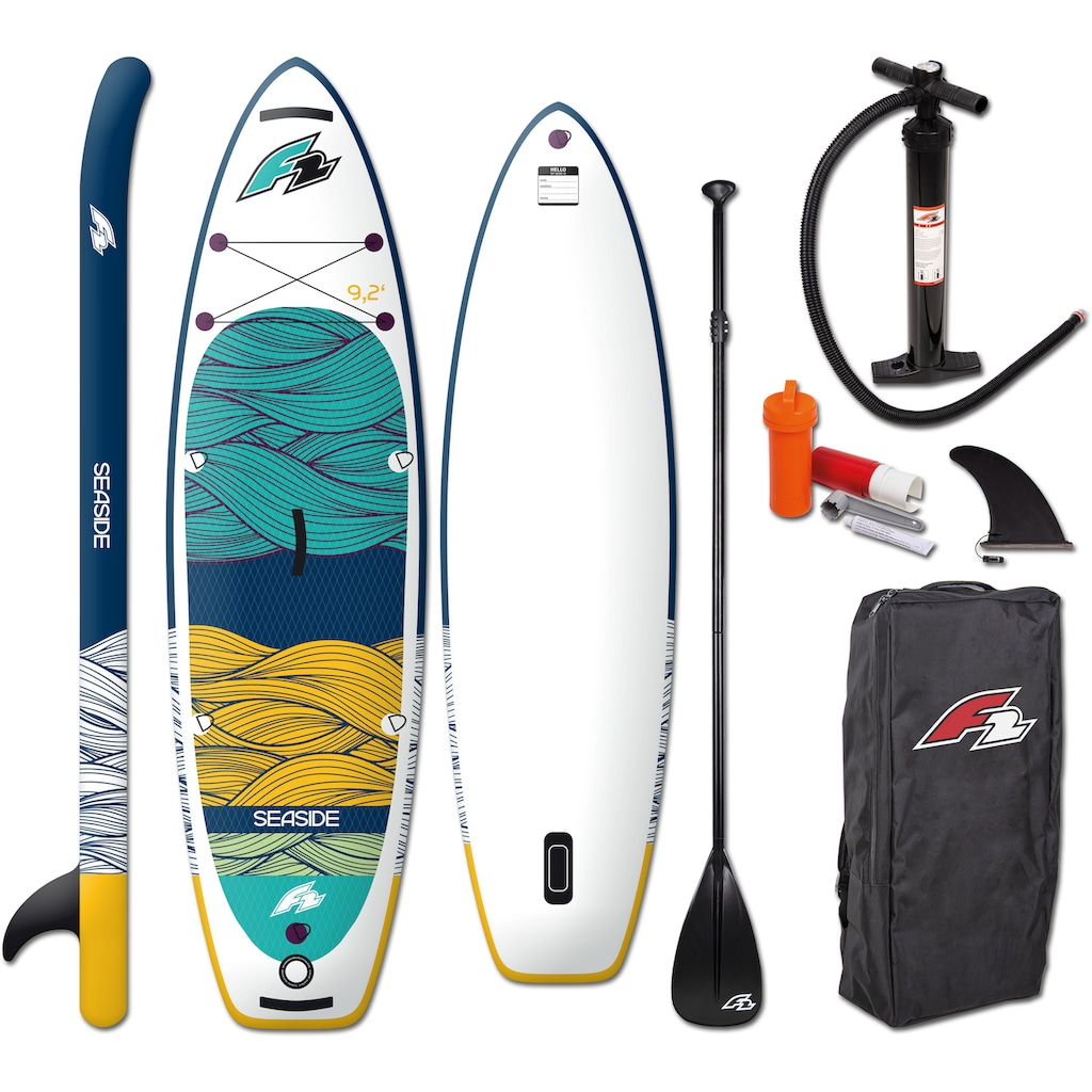 F2 SUP-Board »Seaside Kid«