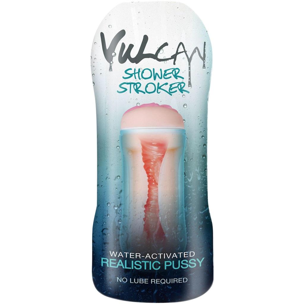 Masturbator »H20 Vulcan Shower Stroker«, weich und zart