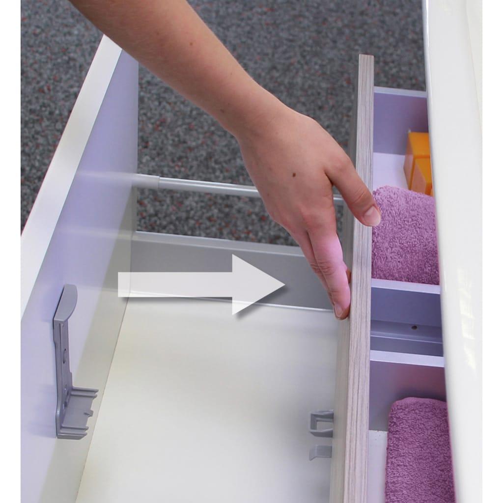 FACKELMANN Waschbeckenunterschrank »Piuro«, Breite 85 cm