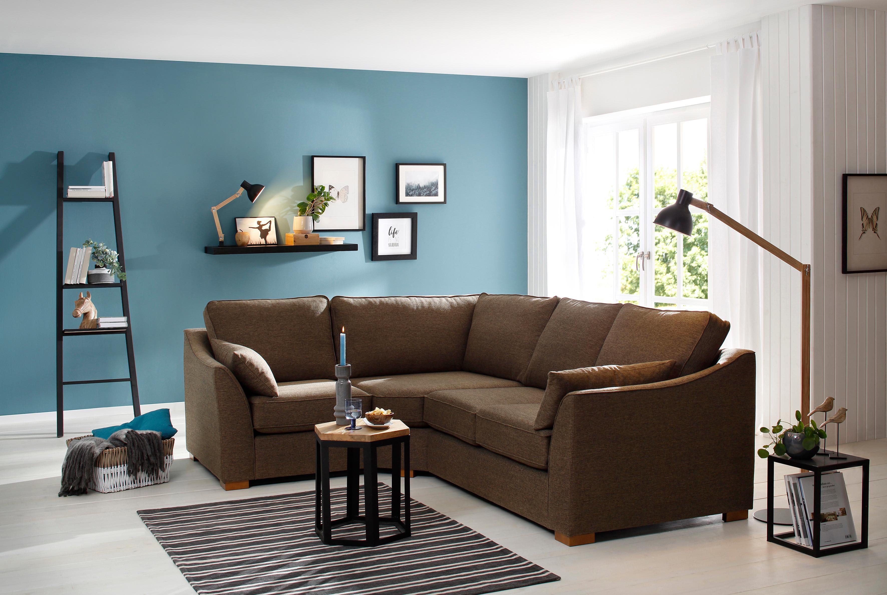 home affaire ecksofa clemente auf rechnung bestellen baur. Black Bedroom Furniture Sets. Home Design Ideas