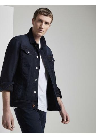 TOM TAILOR Denim Jeansjacke »Jeansjacke mit Brusttaschen« kaufen