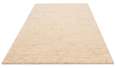 Wollteppich, »Mohan«, DELAVITA, rechteckig, Höhe 25 mm, manuell geknüpft kaufen
