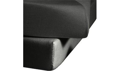 fleuresse Spannbettlaken »Comfort«, Power Stretch Funktion mit Elasthan kaufen