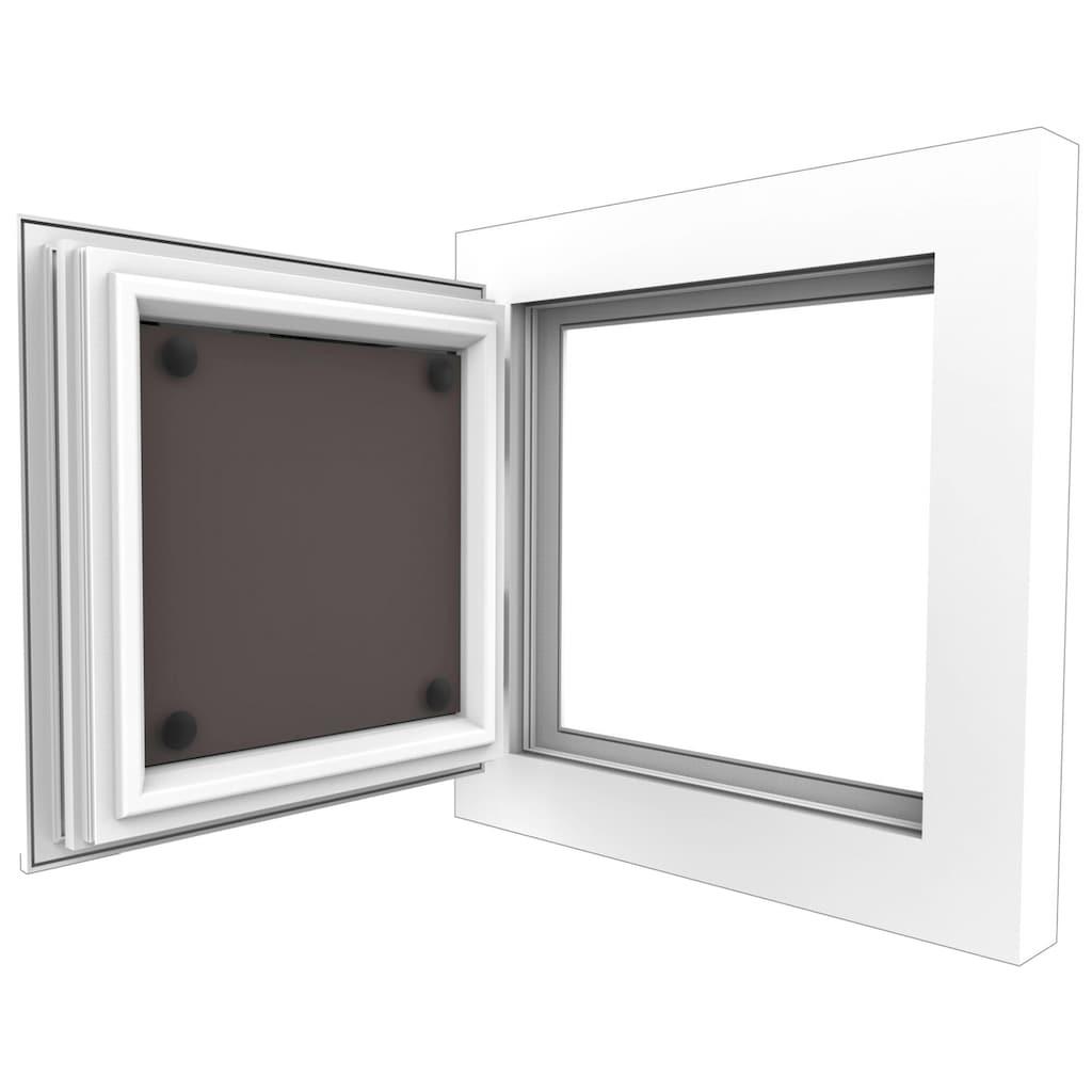 Windhager Insektenschutz-Fenster, BxH: 130x150 cm