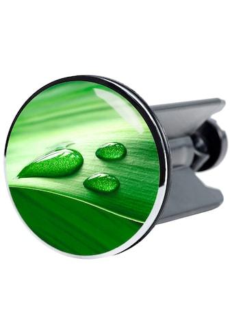 Sanilo Waschbeckenstöpsel »Green Leaf«, Ø 4 cm kaufen