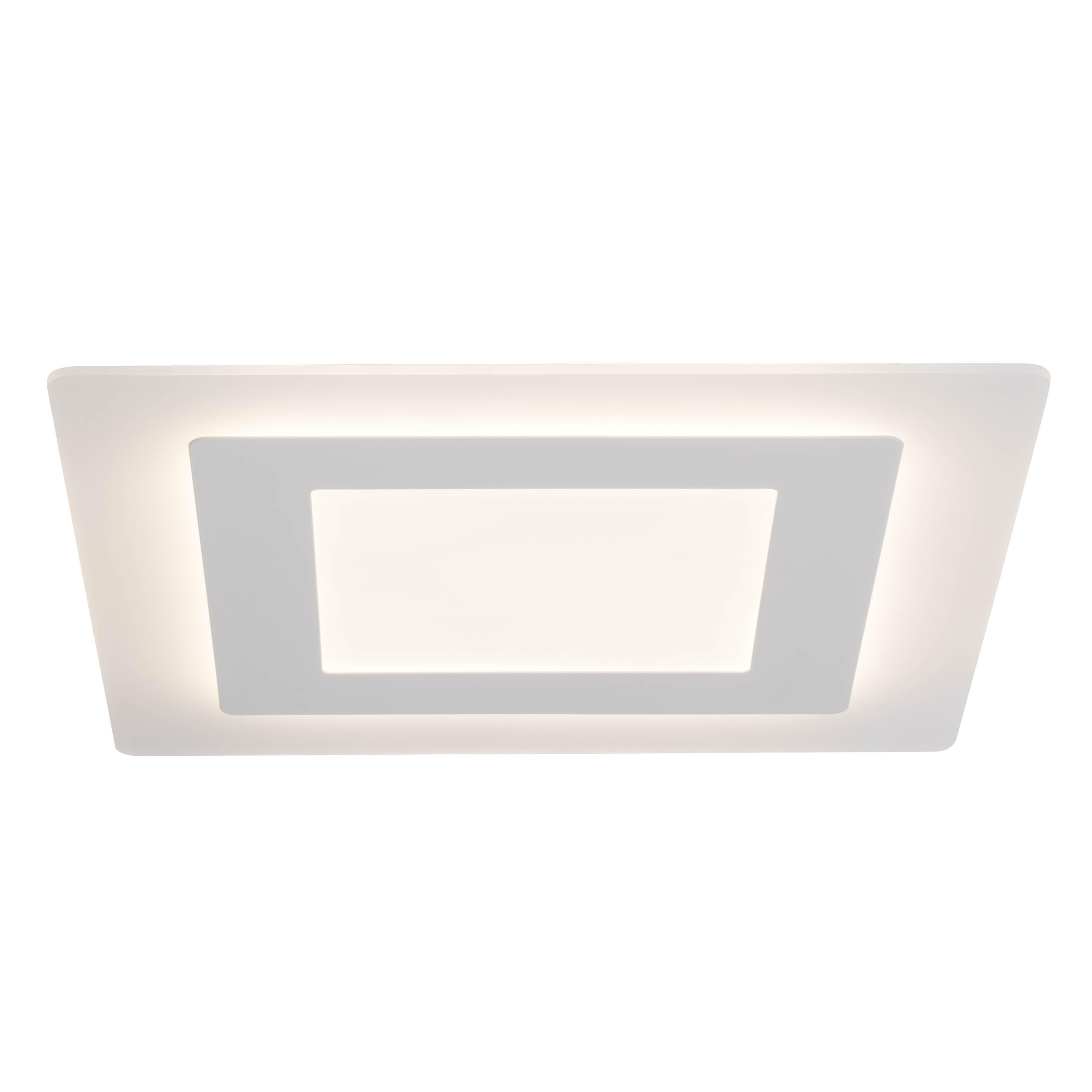 AEG Xenos LED Deckenleuchte 48x48cm weiÃY