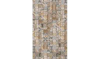 PARADOR Vinylboden »Trendtime 5.50 - Ornamentic Colour«, 90,7 x 39,6 cm, Stärke 5 mm,... kaufen