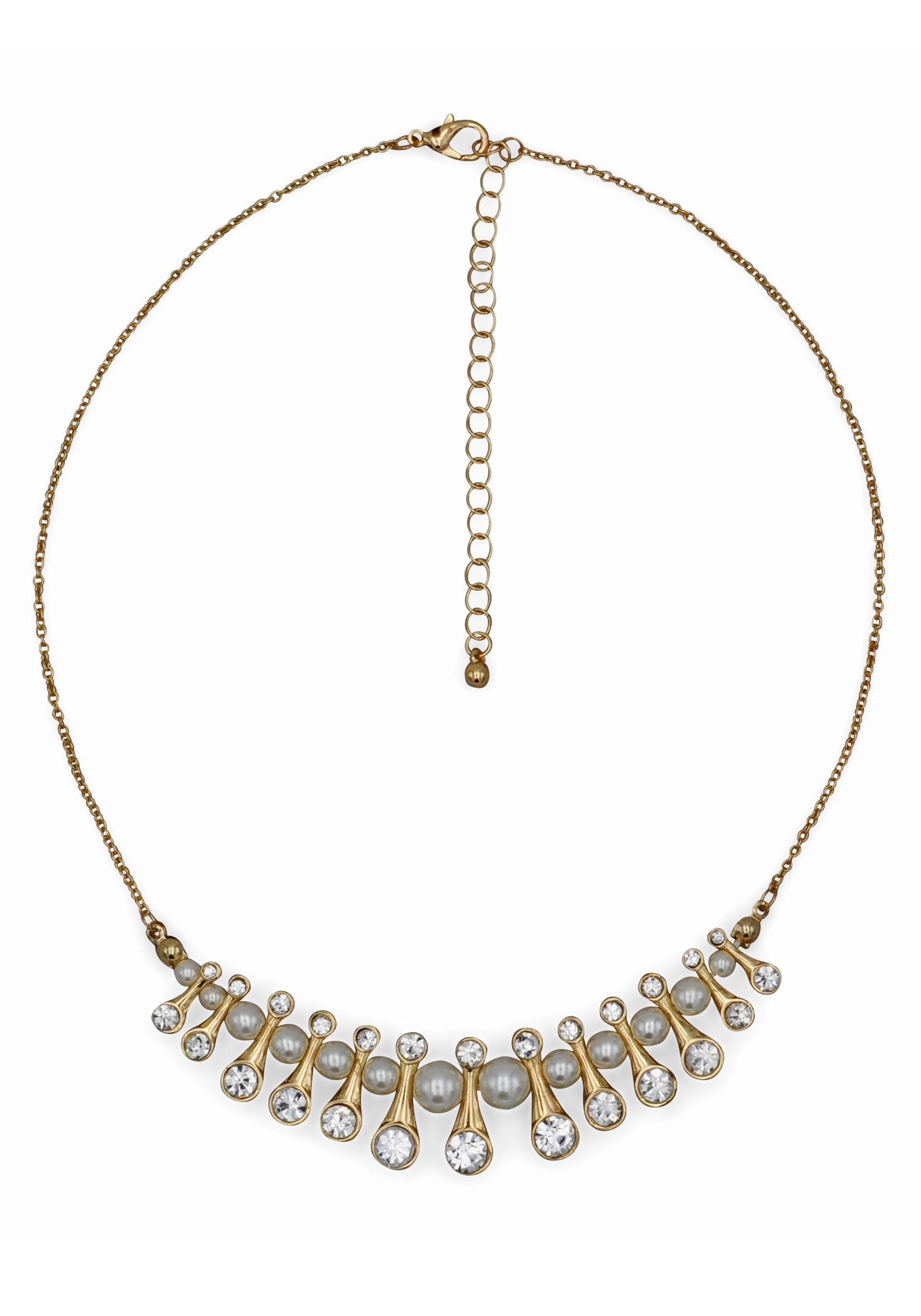 JJayz Collier dekorative Elemente | Schmuck > Halsketten | Weiß | J. Jayz