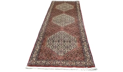 morgenland Wollteppich »Bidjar Teppich handgeknüpft rot«, rechteckig, 15 mm Höhe kaufen