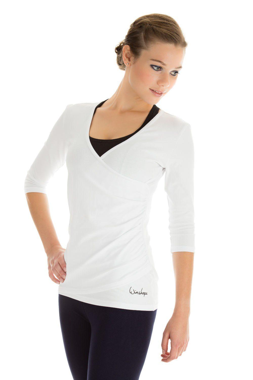 Winshape Wickelshirt WS3   Bekleidung > Shirts > Wickelshirts   Winshape