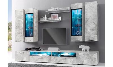 Wohnwände & TV Wohnwände online auf Rechnung kaufen | BAUR