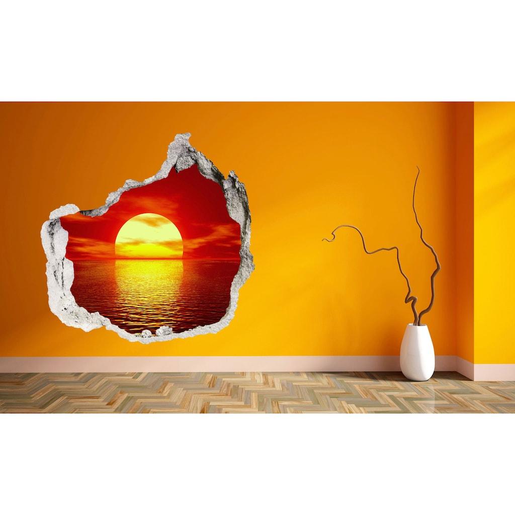 Conni Oberkircher´s Wandsticker »Sundowner«, selbstklebend