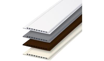 Baukulit VOX Deckenpaneel »Basic Line Musterset B10«, verschiedene Farben kaufen