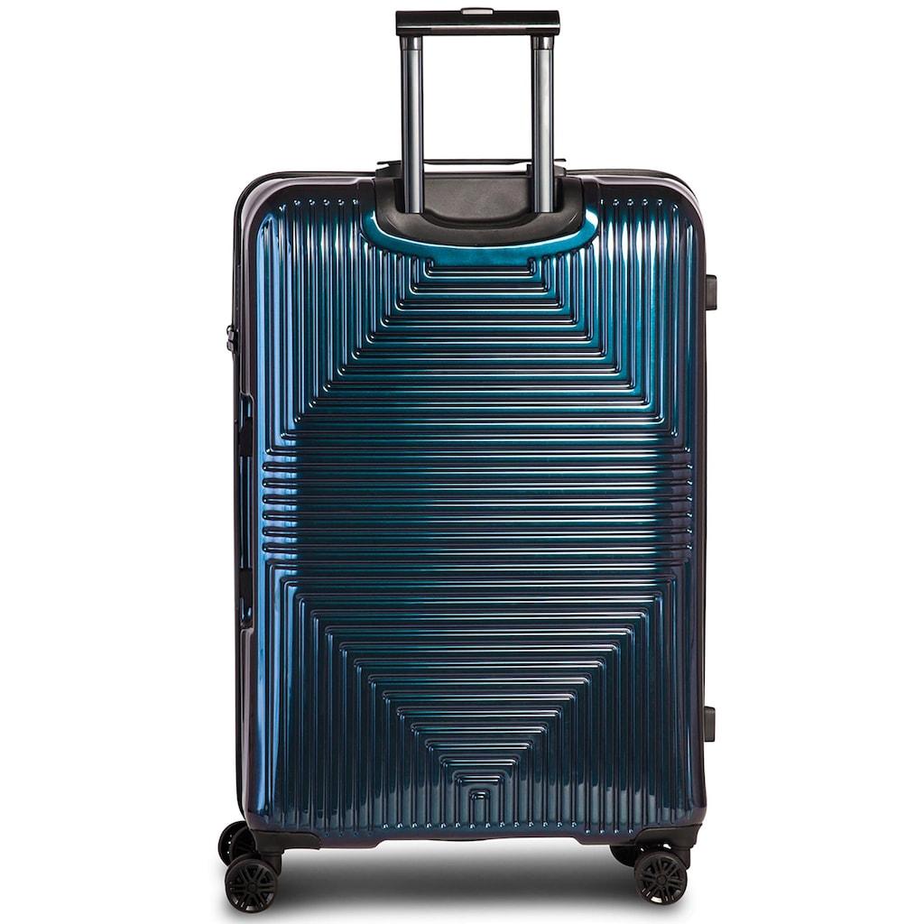 fabrizio® Trolleyset »Avenue, blau«