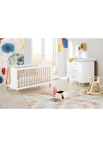 Pinolino® Babymöbel-Set »Lumi«, (Spar-Set, 2 St.), breit; Made in Europe; mit... kaufen