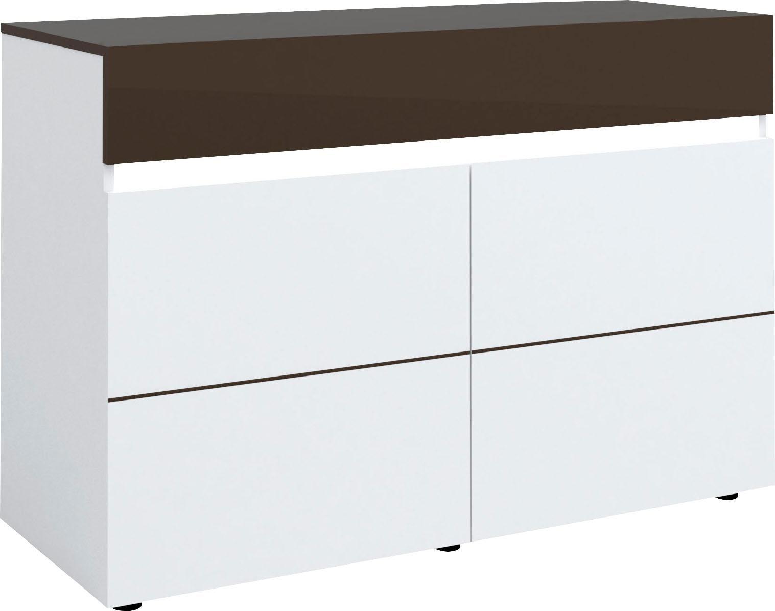 SCIAE Sideboard Karat Breite 135 cm