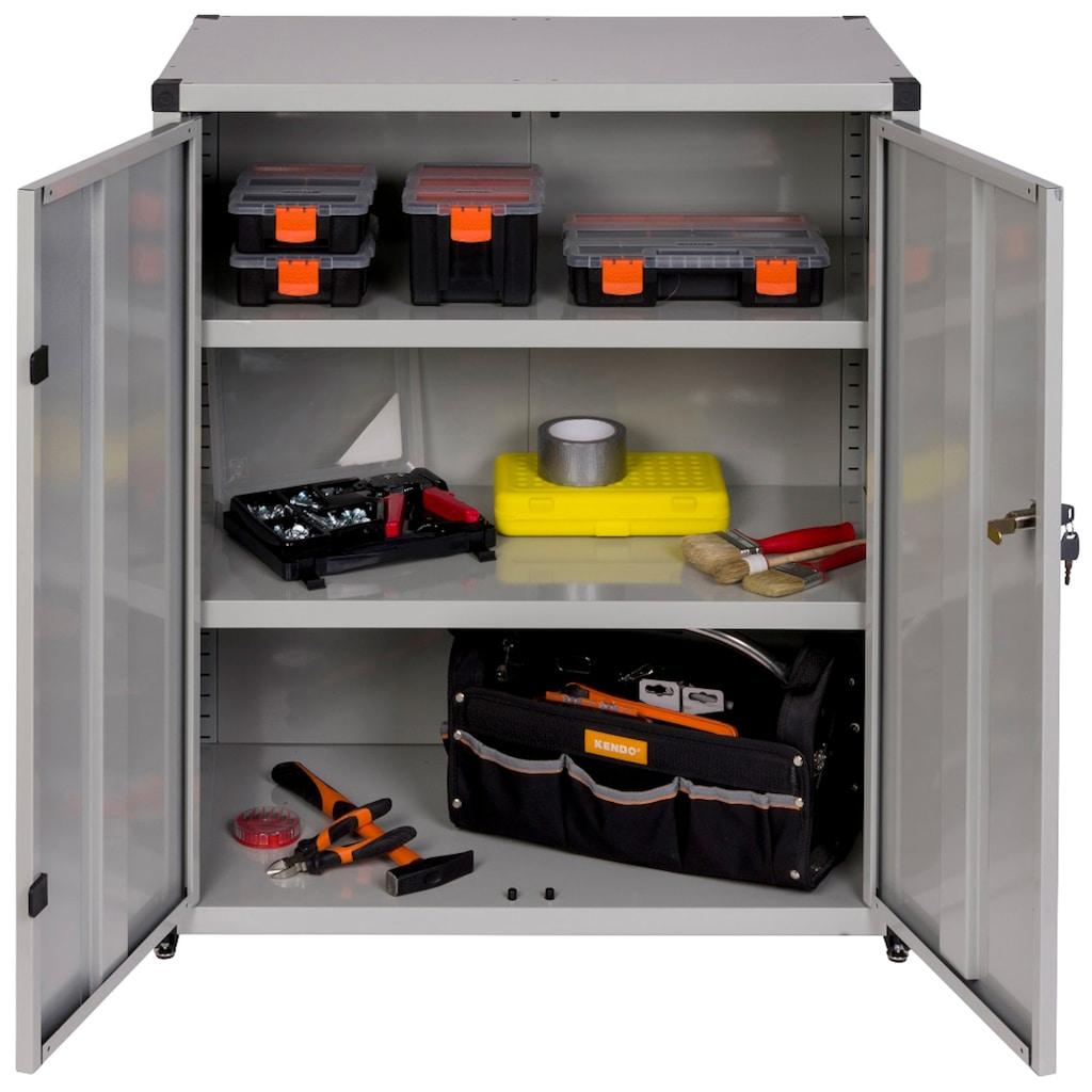Kreher Werkzeugschrank »MINI 80«, B/T/H: 80x44x93 cm, abschließbar