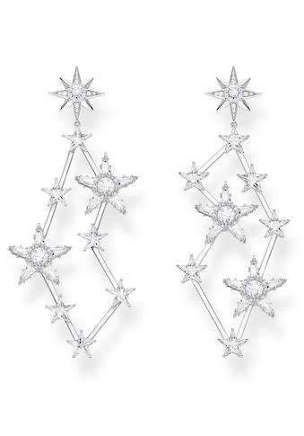 THOMAS SABO Paar Ohrstecker »Sterne silber, H2085 - 051 - 14« kaufen