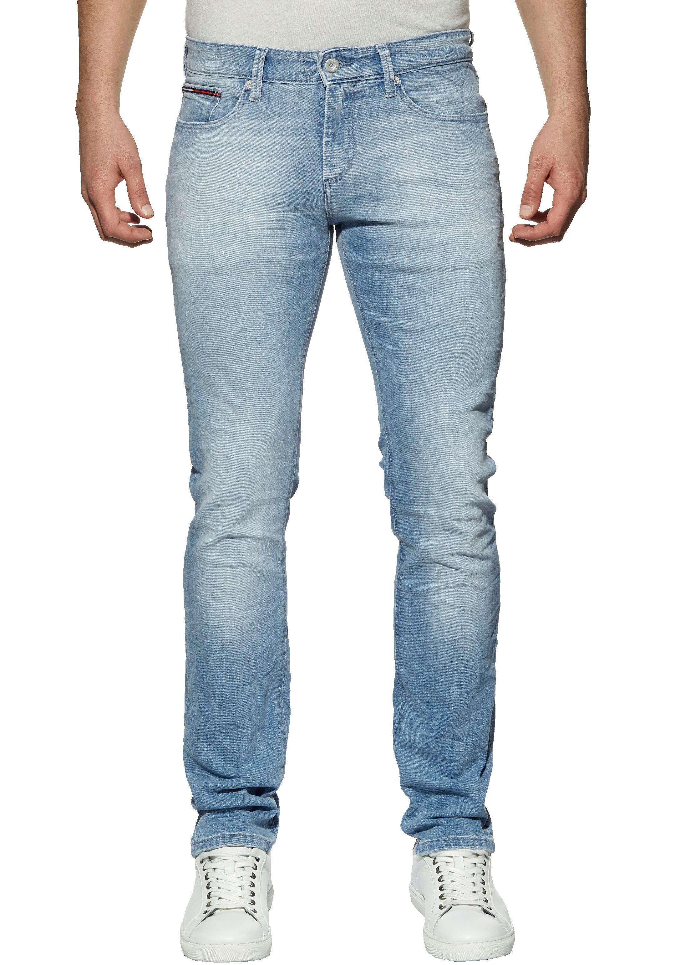 TOMMY JEANS Slim-fit-Jeans SLIM SCANTON | Bekleidung > Jeans | Tommy Jeans