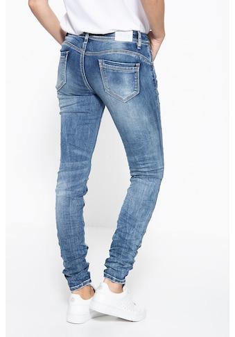 Blue Monkey Skinny - fit - Jeans »1731« kaufen