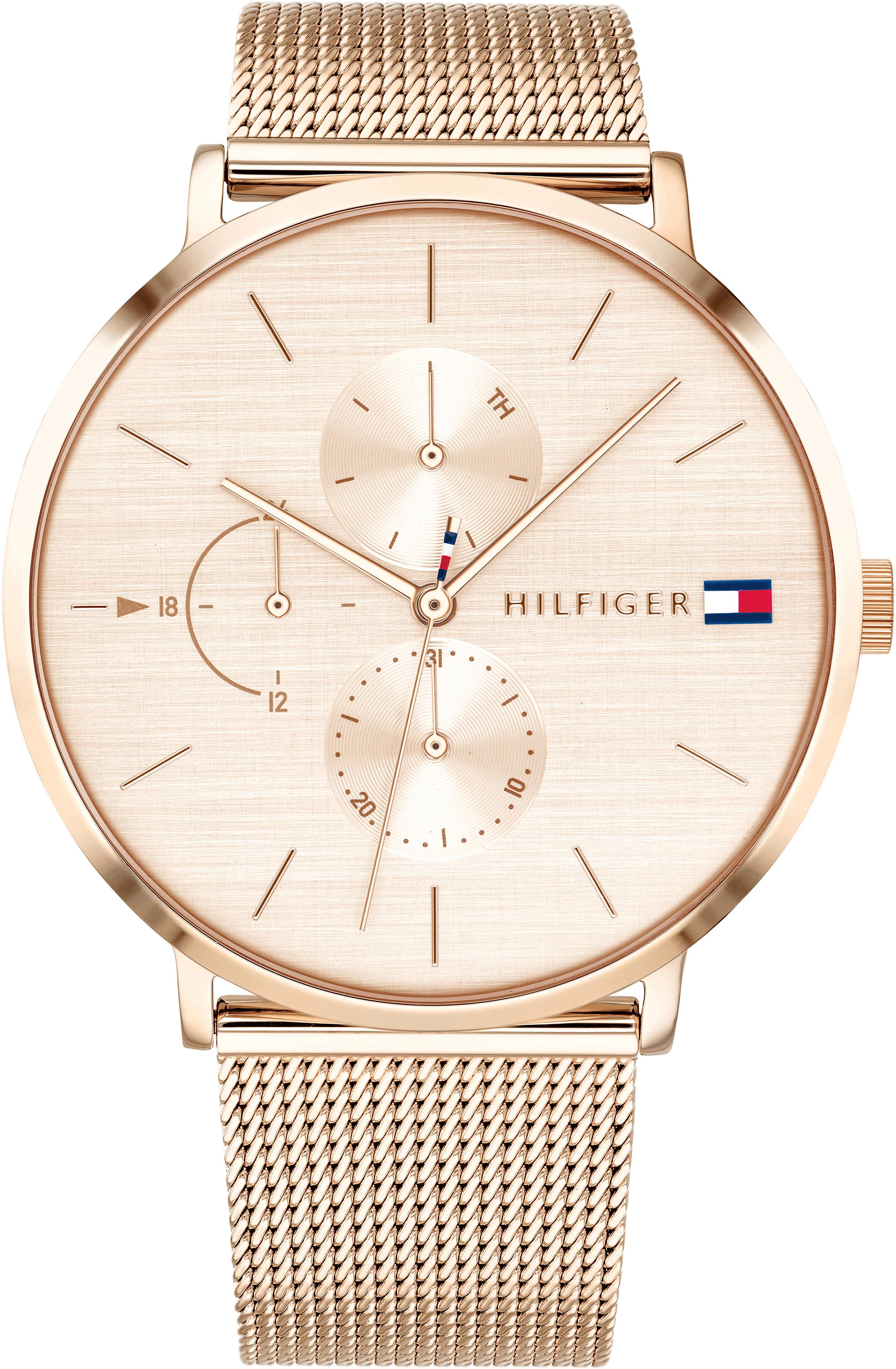 TOMMY HILFIGER Multifunktionsuhr CASUAL 1781944 | Uhren > Multifunktionsuhren | Tommy Hilfiger