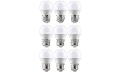 Paulmann »9er Pack 5,5 W Tropfen E27 2700K« LED - Leuchtmittel, E27, Warmweiß kaufen