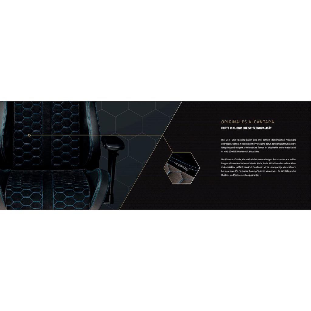 Joule Performance Gaming-Stuhl »RAID Alcantara«