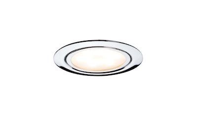 Paulmann LED Einbaustrahler »Möbeleinbauleuchten-Set Micro Line LED Chrom, 3er Set«, 3... kaufen
