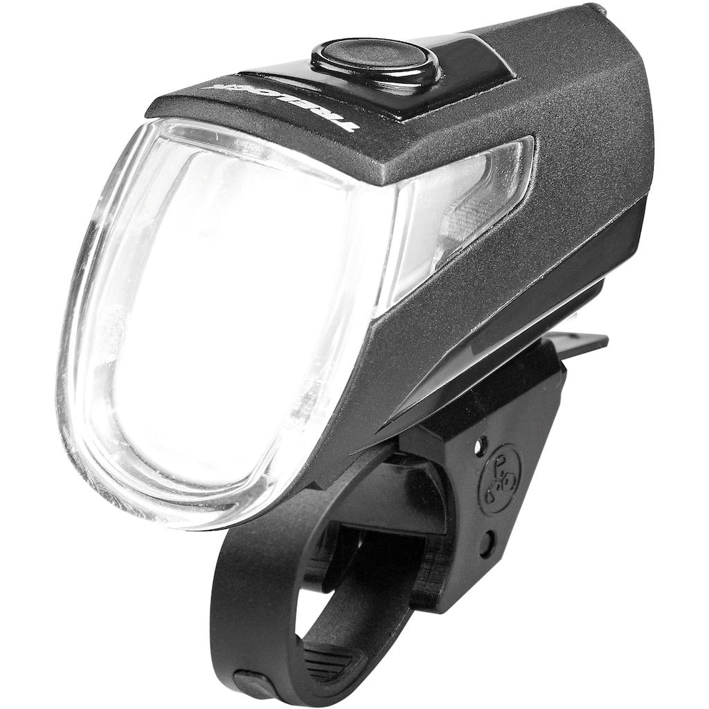 Trelock Fahrrad-Frontlicht »LS 360 I-GO ECO 25 AKKU USB BLACK«