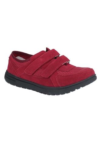 Fleet & Foster Klettschuh »Damen Jean Klettverschluss Wildleder - Schuhe« kaufen